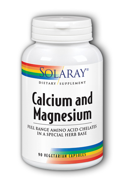Calcium and Magnesium, 90ct