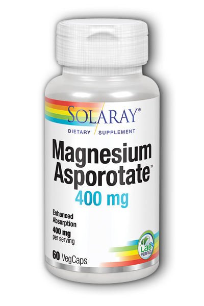 Magnesium Asporotate, 60ct 200mg