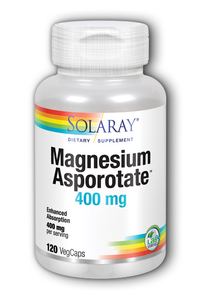 Magnesium Asporotate, 120ct 200mg