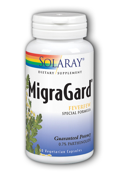 MigraGard, 60ct 350mg