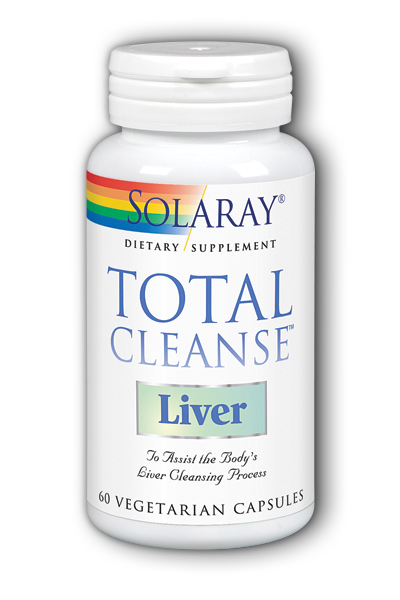 Solaray: TotalCleanse Liver 60ct