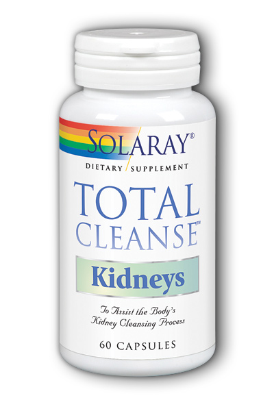 Solaray: TotalCleanse Kidneys 60ct