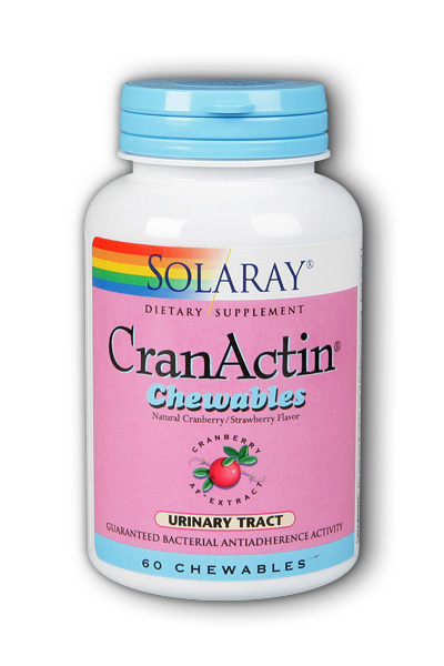 CranActin Chewable, 60ct