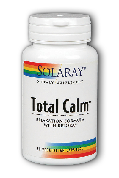 Solaray: Total Calm 30ct