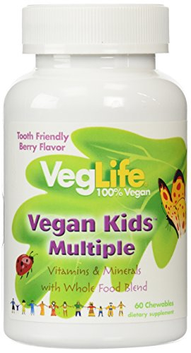 Vegan Kids Multiple, 60 ct
