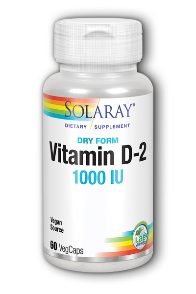 Vitamin Dry D 1000 IU, 60 vegicaps