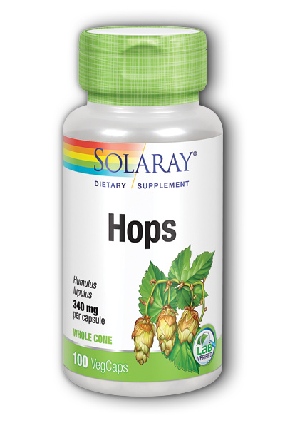 Hops, 100ct 440mg