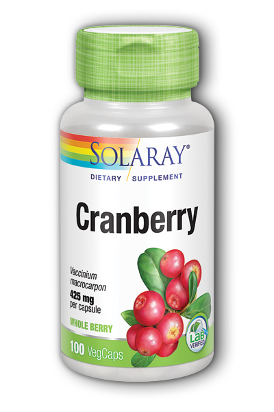 Cranberry, 100ct 425mg