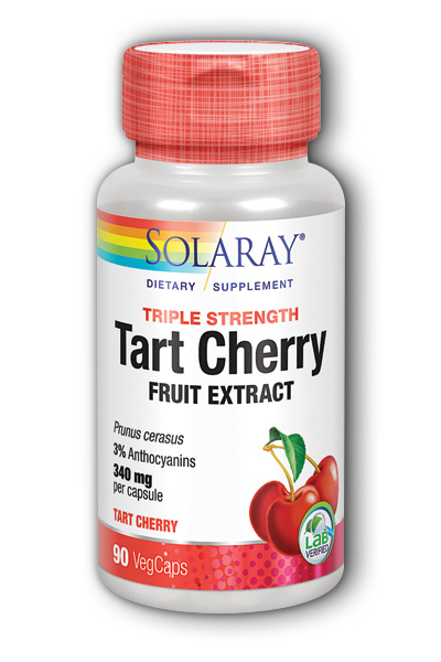 Tart Cherry Triple Strength, 90 Vcaps