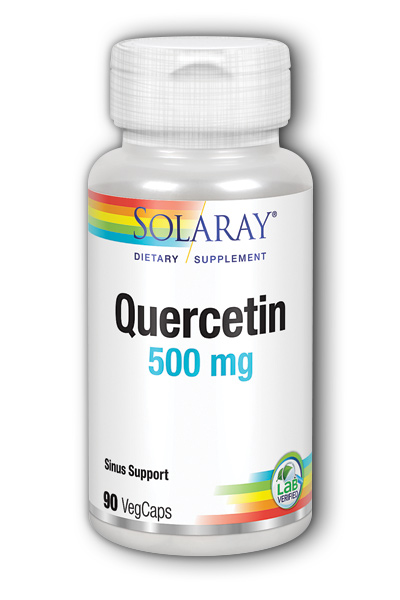 Quercetin 500mg, 90ct 500mg