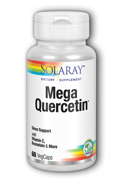 Mega Quercetin, 60ct 600mg