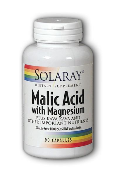 Pure malic acid
