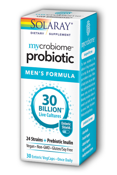 mycrobiome probiotic mens