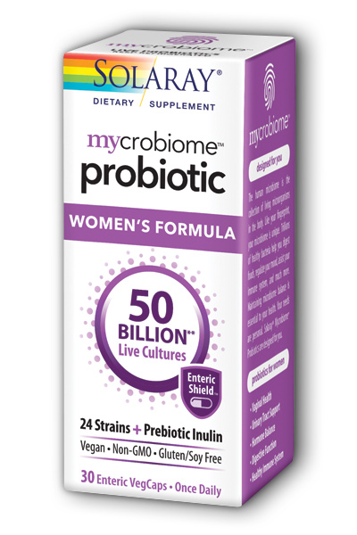 mycrobiome probiotic womens