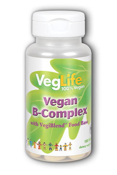 Veglife: Vegan B-Complex 100ct