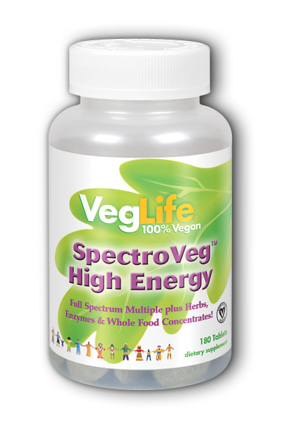SpectroVegHigh Energy Dietary Supplement
