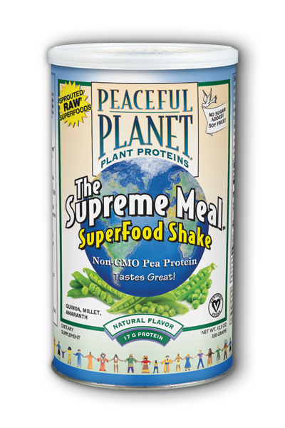 Peaceful PlanetThe Supreme Meal Dietary Supplement
