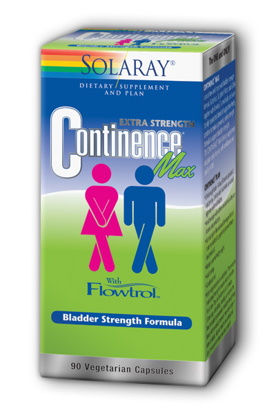 Continence Max with Flowtrol, 90 ct Vcp