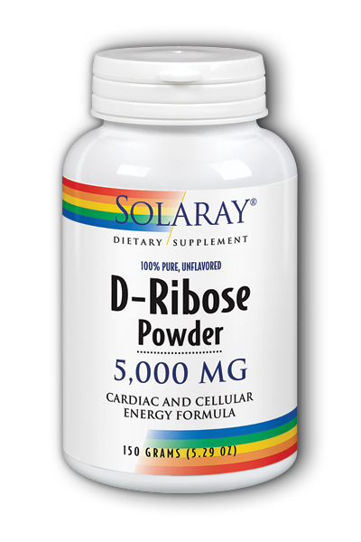 D-Ribose, 150gram powder