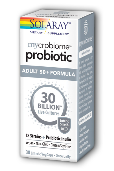 adult 50+ Mycrobiome probiotic