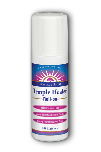 Heritage store: TEMPLE HEALER ROLL ON 3OZ