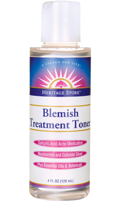 Blemish Treatment Toner 120 ml from Heritage store