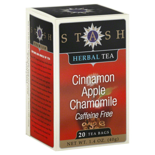 Cinnamon Apple Chamomile Tea Caffeine Free