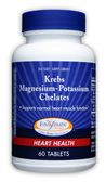 Enzymatic Therapy: Krebs Magnesium Potassium Chelates 60 tabs