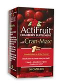 Enzymatic Therapy: ActiFruit with Cran-Max 30 Capsules