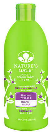 NATURE'S GATE: Rainwater Conditioner Henna 18 ounce
