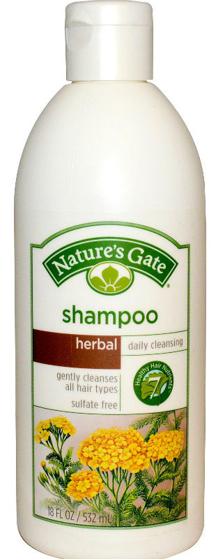 NATURE'S GATE: Herbal Daily Shampoo 32 oz
