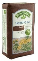 NATURE'S GATE: Herbal Cleansing Bar 5 oz