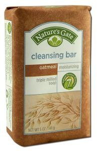 NATURE'S GATE: Oatmeal Cleansing Bar 5 oz