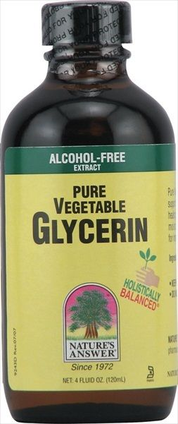NATURE'S ANSWER: Glycerine Extract 4 fl oz