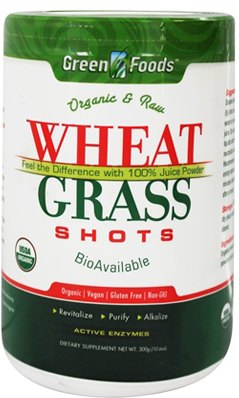Wheat Grass Shot 60 Serving, 300 gm
