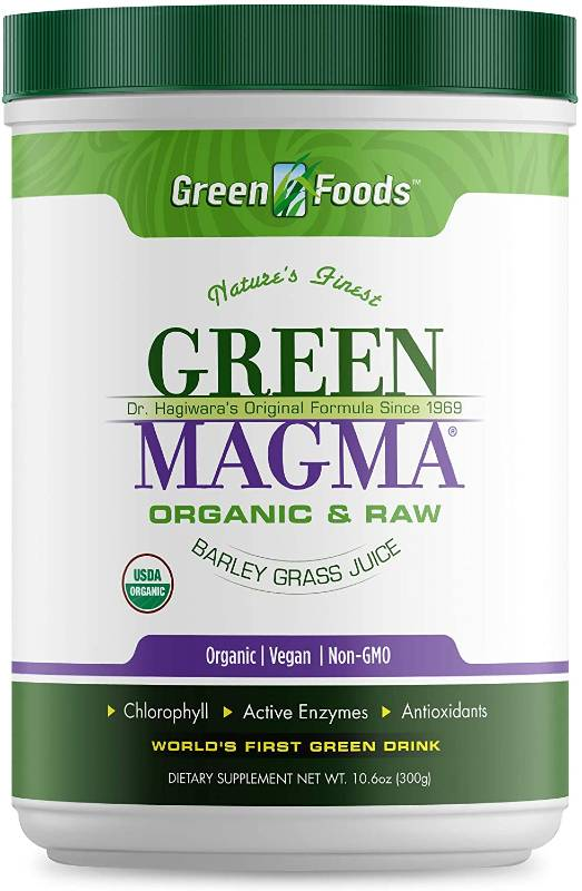 GREEN FOODS CORPORATION: Green Magma USA Original Economy Size 11 oz
