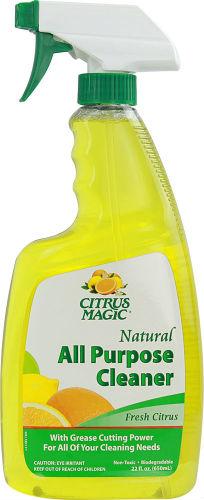 CITRUS MAGIC: Citrus Magic All Purpose Cleaner Trigger Sprayer 22 oz