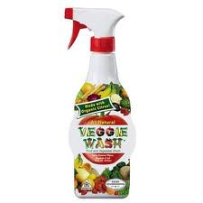 VEGGIE WASH: Veggie Wash with Trigger Sprayer 16 oz