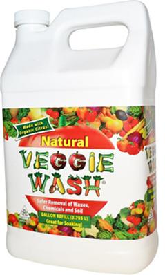 VEGGIE WASH: Veggie Wash Gallon Refill 1 gal