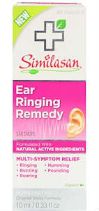 SIMILASAN: Ear Ringing Remedy Ear Drops 10 ml