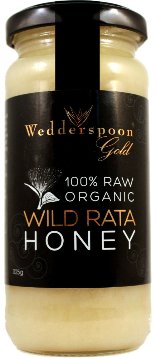 Organic Raw Rata Honey