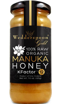 Organic Raw Manuka Honey 12Plus