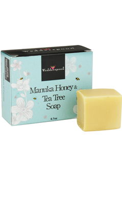 Manuka Honey Soap Tea Tree