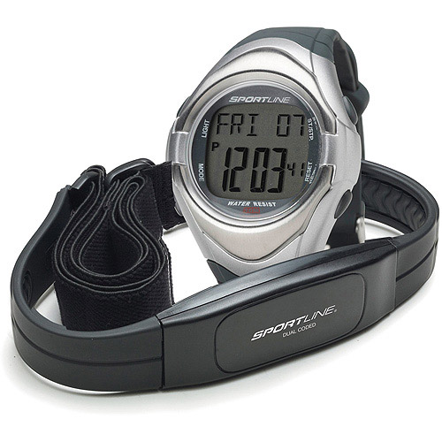 SPORTLINE: Duo 1025 Heart Rate Watch Mens 1 unit