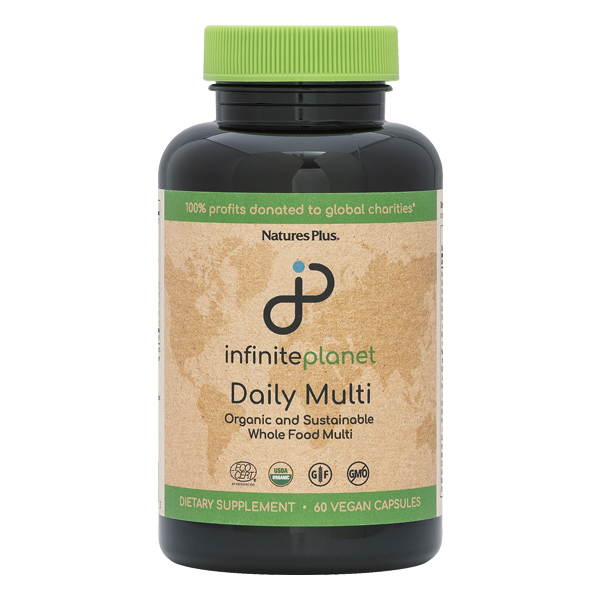 Natures Plus: Infinite Planet daily Multiple 60 Tablets