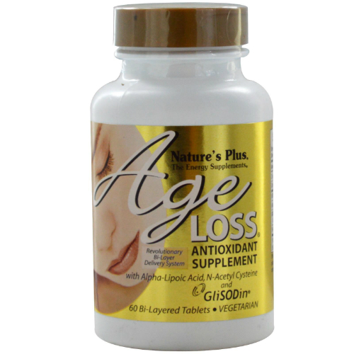 Natures Plus: Age Loss Bi-Layer 60 tabs