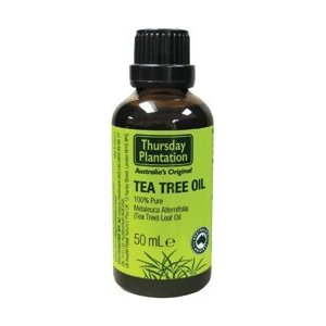 Natures Plus: 100  PURE TEA TREE OIL 50 ML 1 ct