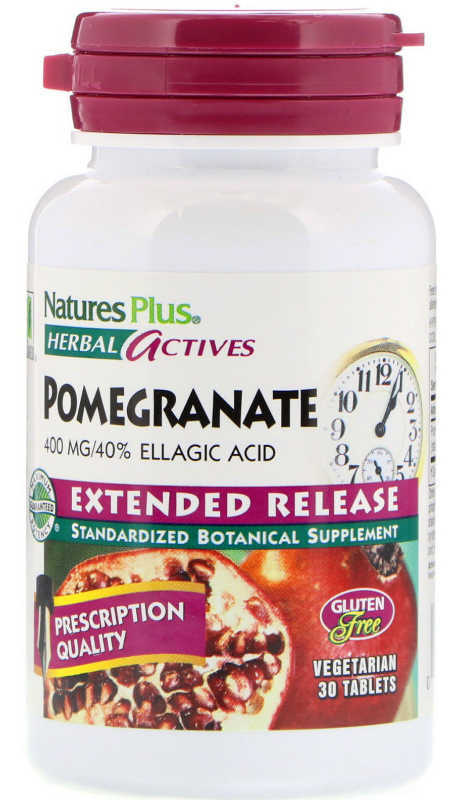 Pomegranate 400mg, 30ct