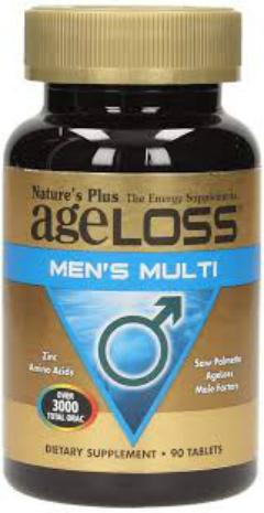 Natures Plus: Age Loss Mens Multi TAB 90