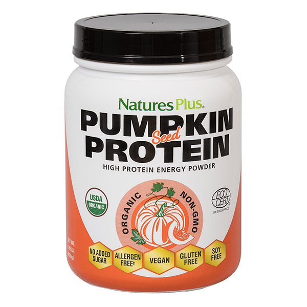 Natures Plus: PUMPKIN SEED PROTEIN 0.95 LB